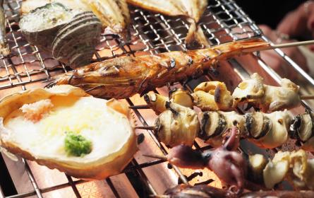 浜焼きグリル離宮の料理イメージ